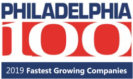 Philadelphia 100 fast growing company 2019