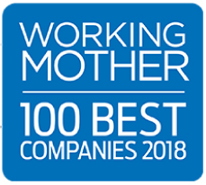 100 best company for Working mothers